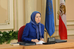 Maryam Rajavi ? National Council of Resistance of Iran session ? 14 March 2015 -11