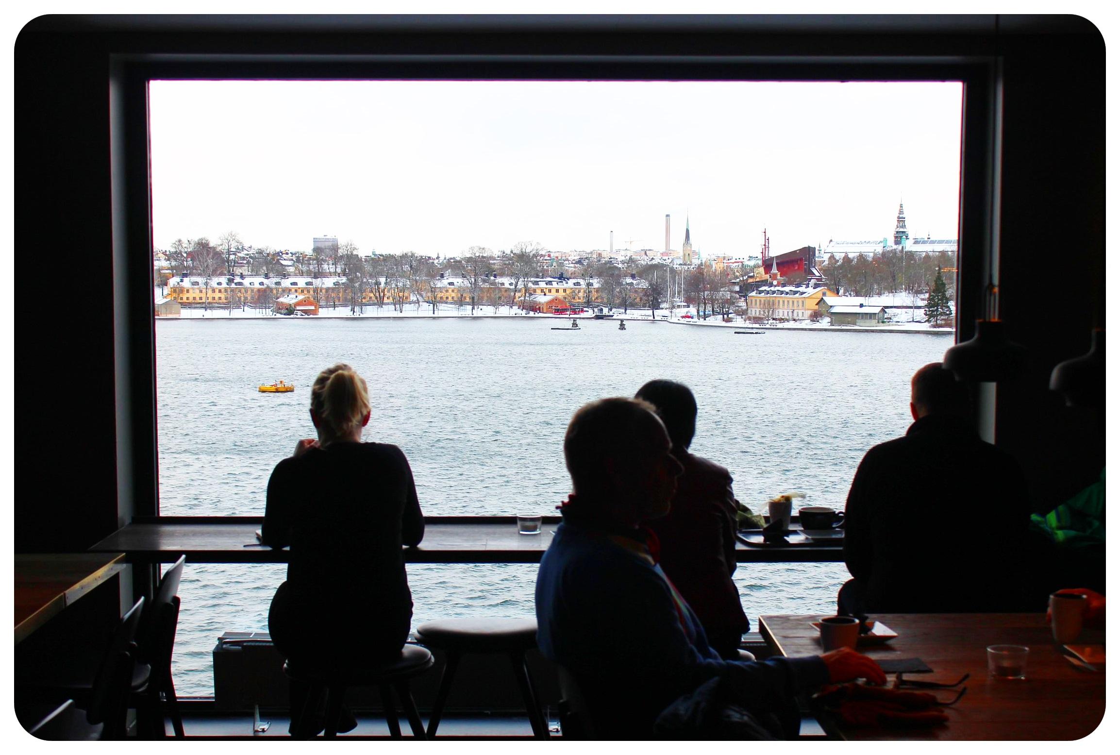 fotografiska museum restaurant