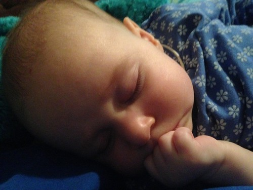 Sleeping With a Fist