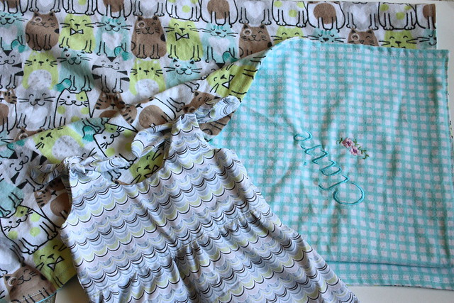 Claire's Itty Bitty Dress and Blanket