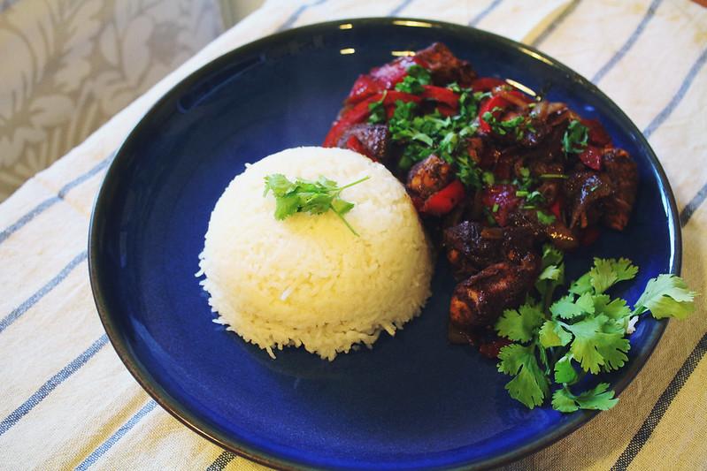 Gousto Box Chicken Tamarind Stirfry 3