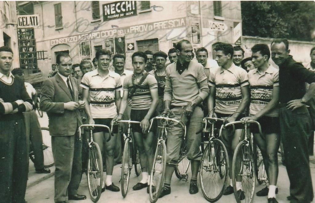 Filippini (Gavardo Brescia) con Fiorenzo Magni
