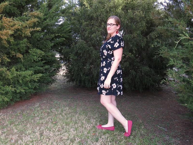 Kimono-esque Dress - After
