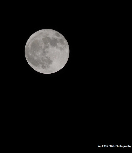 Full moon on 2015-03-05
