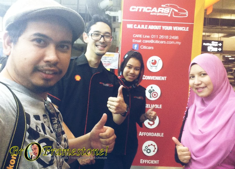 Citicars Auto Servicing Paradigm Mall, Kelana Jaya