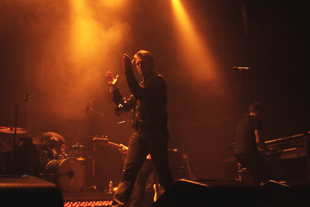 Cold War Kids @ Terminal 5, NYC 20/03/15