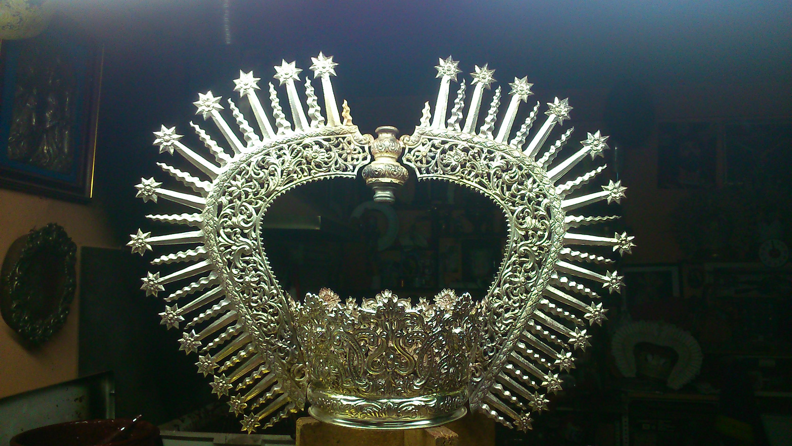 Corona Ntra. Sra. de los Dolores, Huelva