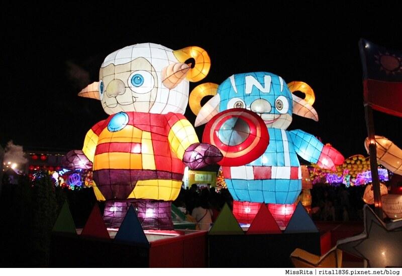 2015 台灣燈會 烏日燈會 台灣燈會烏日高鐵區 2015燈會主燈15