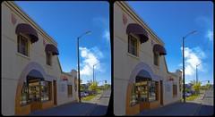 Art Deco Architecture of Sudbury 3D ::: DRi/HDR CrossView Stereoscopy