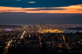 Electric Glow ~ Vancouver, BC