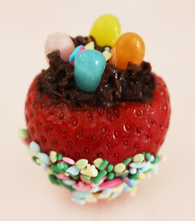 Jelly Belly Chocolate Filled Strawberries