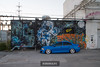 Intense Blue VW #CrooksLife