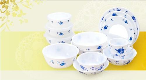 Chén, đĩa sứ không có nguồn gốc xuất xứ có thể gây nhiễm độc chì