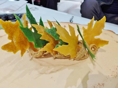 Dry Leaf Quique Dacosta