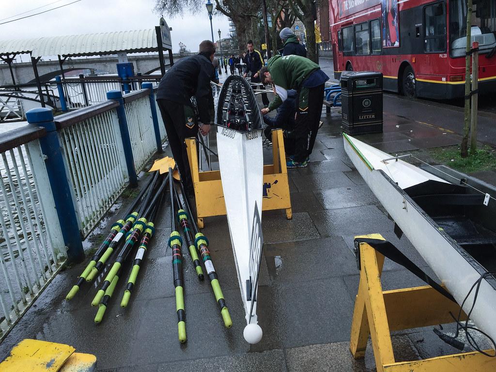 Boat rigging