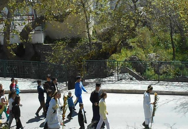 Φωτογραφίες από την φετινή Άνοιξη τον μήνα Απρίλιο στη Ψίνθο