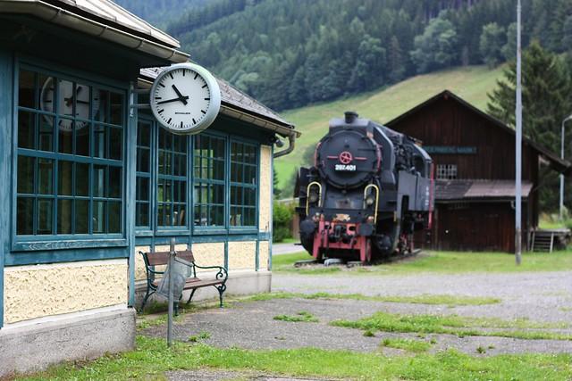 [099/365] ÖBB 297 bzw. DR 97.4 (II) | Erzbergbahn (Fotoserie II)