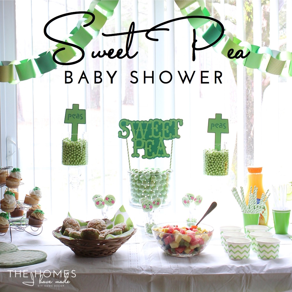 Sweet Pea Baby Shower-016