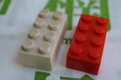MOKULOCK vs. LEGO