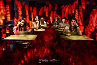 El aula infernal