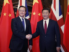 BRITAIN-CHINA/TRADE PEK100