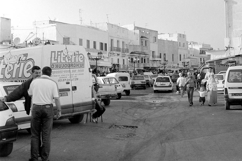 rue Cheikh Idriss Cherif, Bizerte, Tunisia, 2005