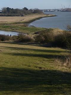 View towards Burnham