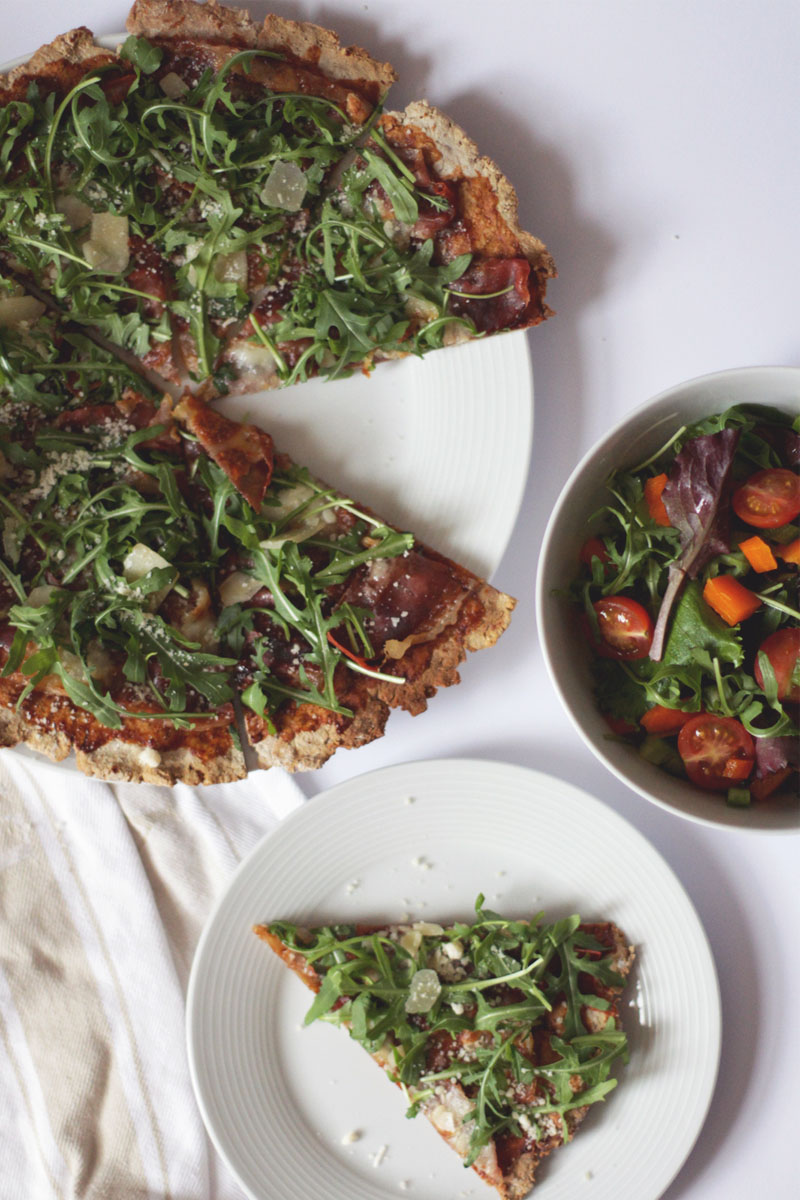 Gluten Free Pizza Recipe, Bumpkin Betty