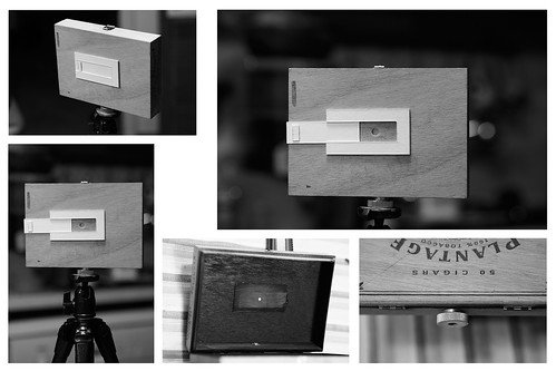 New pinhole camera