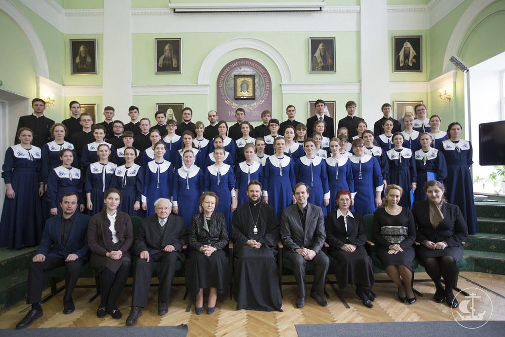 3 апреля 2015, Экзамен по дирижированию / 3 April 2015, Exam Faculty of the Regency