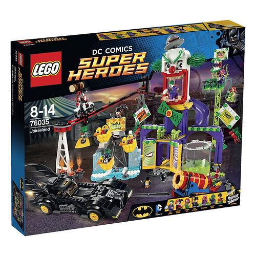 LEGO DC Super Heroes 76035