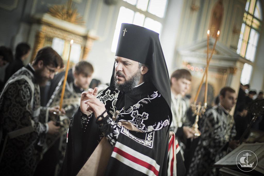 10 апреля 2015, Царские часы Великого Пятка / 10 April 2015, Royal Hours of the Holy Friday
