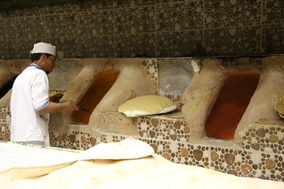 A visit to the bread factory.