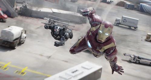 Captain America - Civil War - screenshot 10