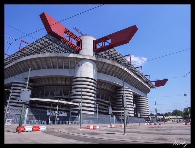 Por qué viajar a Milán - Estadio San Siro