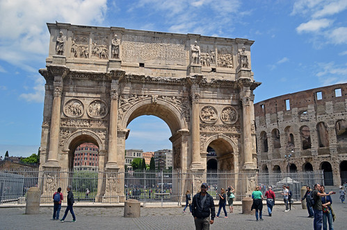 Arch of Constantine 2