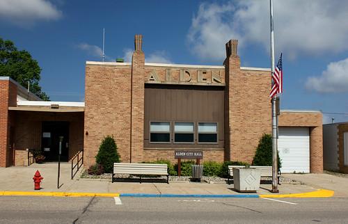 City Hall - Alden, MN