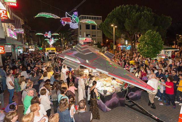 Desfile de Carrozas 2016
