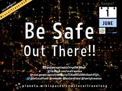 June 1 Hangout: Be Safe Out There!! @GetLocalFlavor @ronmader @GeoSureGlobal @familytravassoc
