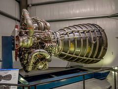 Space Shuttle Engine