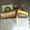 Proper chocolate #chocolate The Marou packaging is amazing. Now for some tasting...