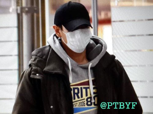 Big Bang - Incheon Airport - 24sep2015 - ptbyf871104 - 02