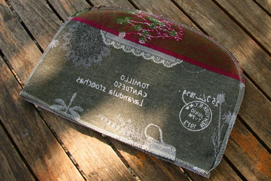 Tuto couture - cache-théière - Etape 2