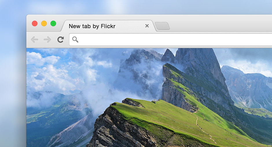 foto flickr chrome