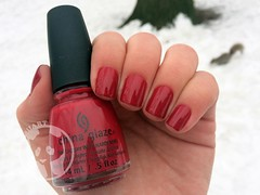 China Glaze - Tip Your Hat