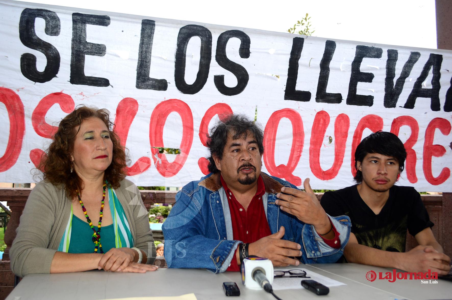 Convocan a Marcha por Ayotzinapa este jueves