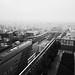 Rain-soaked Osaka by Eric Flexyourhead