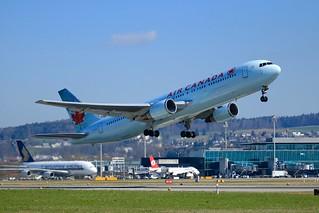 C-FCAF Air Canada Boeing 767-300 - cn 24084 / ln 219