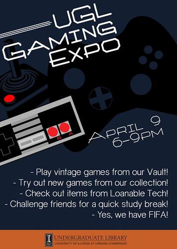 UGL Gaming Expo 2015.