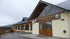 Centrum dla odwiedzajacych - Tiera del Fuego National Park